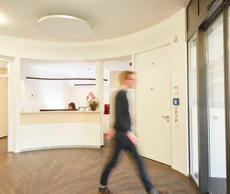Geschäftsstelle wieder eingeschränkt für Publikumsverkehr geöffnet
