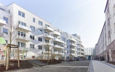 2016: Landwehrhöfe mit 62 Wohnungen